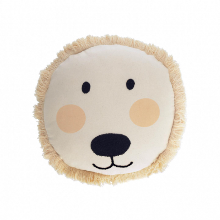 Uriana Coussin Lion